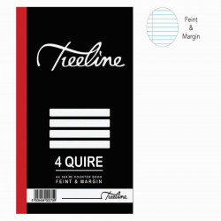 4 Quire Counter Books