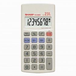 EL-231 8 Digit Calculator
